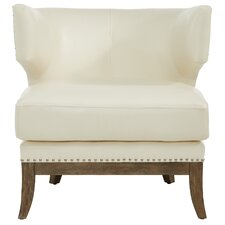 Accent Chair with Stud Detail