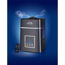8.7cm Digital Ultrasonic Cool and Warm Mist Humidifier