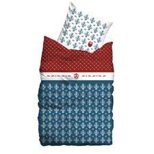 Bettwäsche-Set Flourish aus Baumwolle