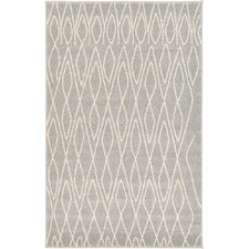Morocco Gray Area Rug