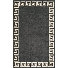 Athens Black Area Rug