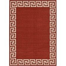 Athens Terracotta Area Rug