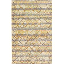Aria Gold Area Rug