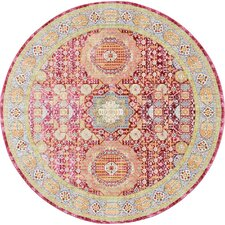 Aria Red Area Rug
