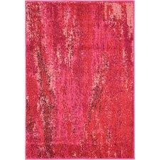 Barcelona Pink Area Rug