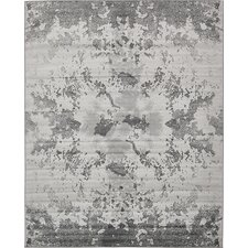 Metro Light Gray Area Rug