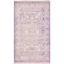 Arcadia Purple Area Rug