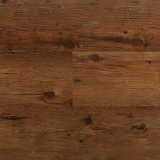 "6"" x 48"" x 10mm Luxury Vinyl Plank in Augusta (Set of 22)"