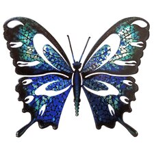 Butterfly 3D Metal Wall Décor
