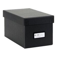 Telma KD Small Recycled Fiberboard Storage Box