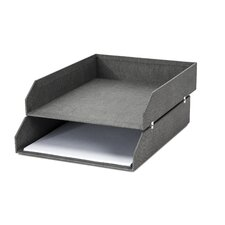 Hakan Stackable Letter Tray