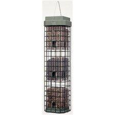 Hyde Havahart Orig Evenseed Squirrels Dilemma Caged Bird Feeder