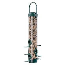 Garden Song Classic Tube Bird Feeder