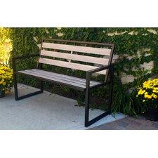 Montgomery Steel Garden Bench