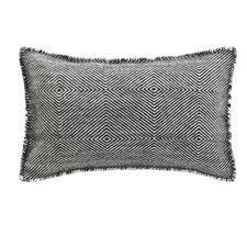 Sail Wool Lumbar Pillow