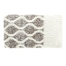 Mangas Space Rhombus Wool Lumbar Pillow