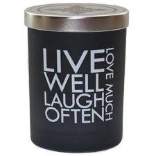 Fresh Linen Jar Candle