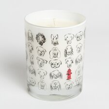 Wet Dog Jar Candle