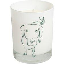 Wet Dog Jar Candle