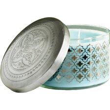 Lavender Cotton Designer Candle