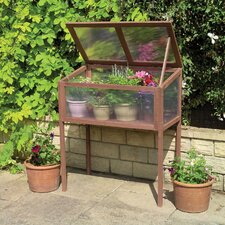 3 Ft. W x 3 Ft. D Cold Frame Greenhouse