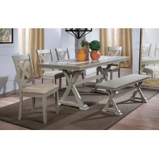 Lia 6 Piece Dining Set