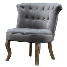 Tutted Accent Chair