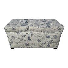 Pavot Upholstered Storage Bedroom Bench