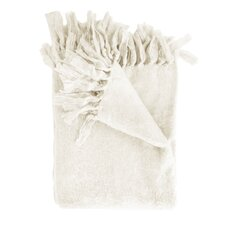 Clematite Throw Blanket