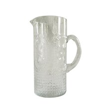Mayron Glass Pitcher