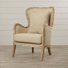 Lilya Accent Wingback Chair