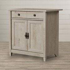 Lemire 1 Drawer Cabinet