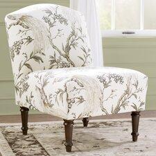 Champigny Back Slipper Chair