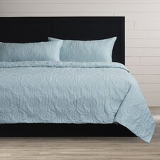 Jules Quilted Convertible Coverlet Set
