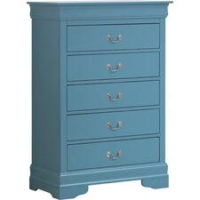 Corbeil 5 Drawer Chest