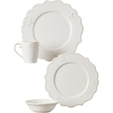 Anderton 4 Piece Dinnerware Set