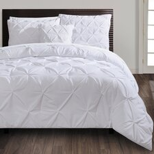 Asphodèle 4 Piece King Comforter Set