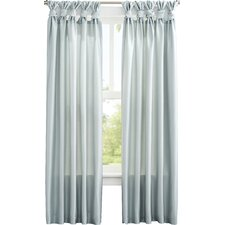 Rivau Light-Filtering Single Curtain Panel