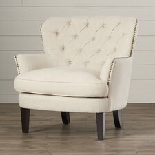 Celestin Flour Upholstered Arm Chair