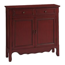 Bayonne 2 Drawer 2 Door Cabinet