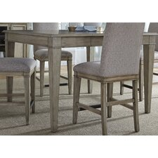 Maelys 5 Piece Counter Height Extendable Dining Table Set