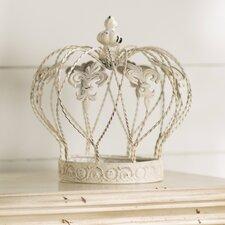 Decorative Crown Figurine