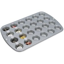 Non-Stick 24 Cup Mini Muffin Pan