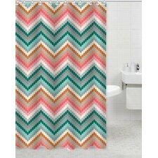 Tina Polyester Shower Curtain