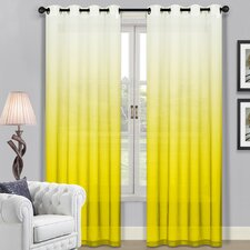 Beverly Hills Single Curtain Panel