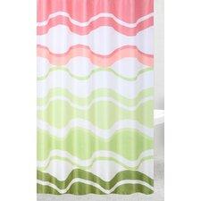 Ventura Polyester Shower Curtain