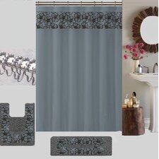 Shower Curtain Set