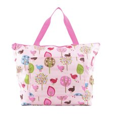 Chirpy Bird Tote Bag