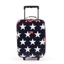 Navy Star Wheelie Bag