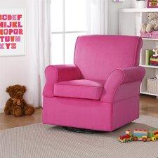 Baby Relax Kelcie Swivel Glider & Ottoman